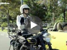 バイク乗りの紳士淑女が集まった「2018ジェントルマンズライド」ムービーの画像