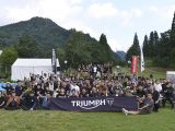 生まれ変わったトライアンフの祭典「第7回 トライアンフナショナルラリー」 レポートの画像