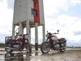 EICMA2019で新型BONNEVILLE T120 & T100 BUD EKINS Special Editionを発表の画像