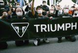年に一度のトライアンフフリークの祭典「2020 Triumph National Rally 8th(トライアンフナショナルラリー)」のオフィシャルムービーの画像
