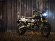 トライアンフの2021新型スクランブラー1200XC&XEと限定モデルのスティーブ・マックイーン・エディションが発表!の画像